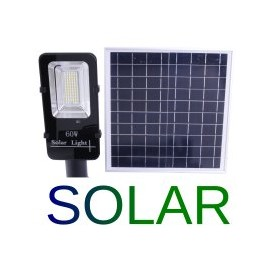 Farola LED solar