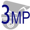 Cámara IP 3MP