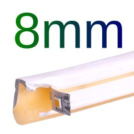 Neon led flexible 8mm 12V