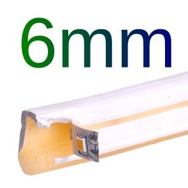 Neon led flexible 6mm 12V
