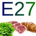 Bombilla led E27 Alimentos