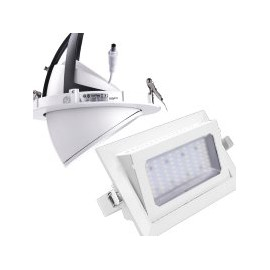 Downlight basculante