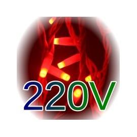 Guirnalda LED 220V