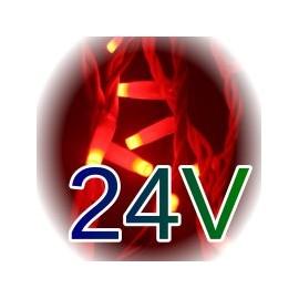 Guirnalda LED 24V