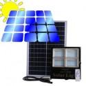 Foco LED solar