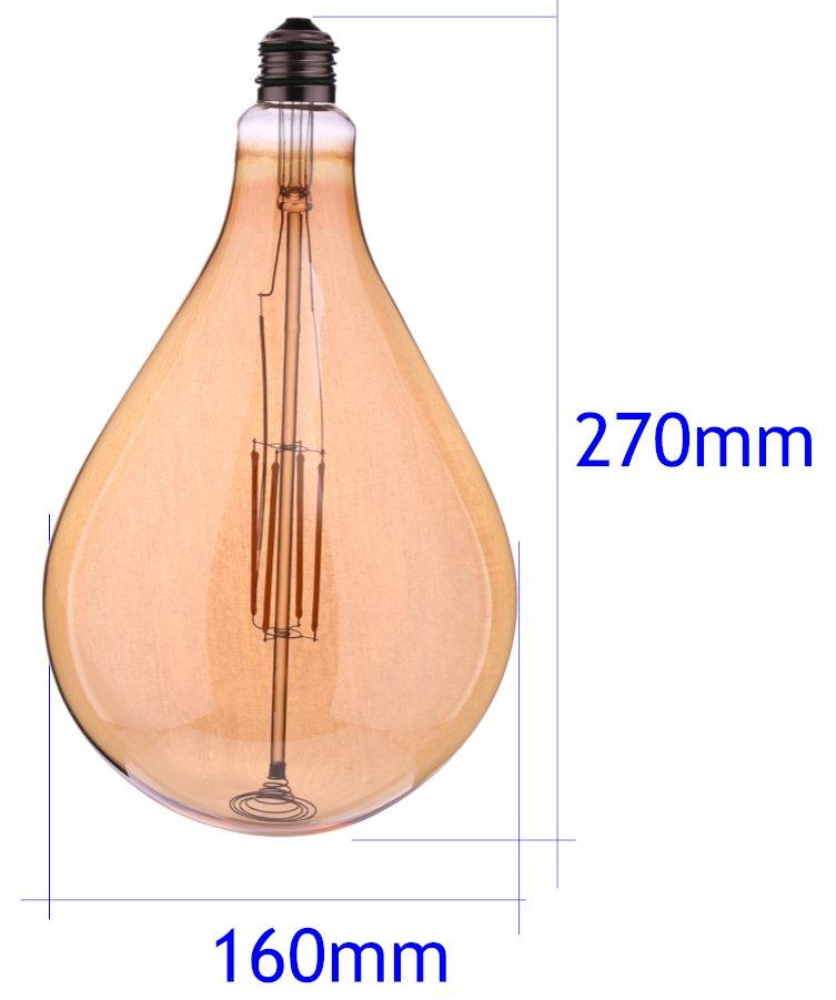 bombilla led filamento ST160