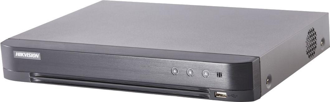 XVR hikvision 5 en 1 hikvision DS-7204HQHI-K1 4 canales